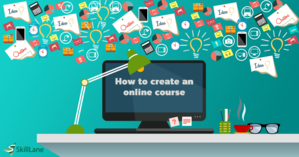 How to create an online course v2