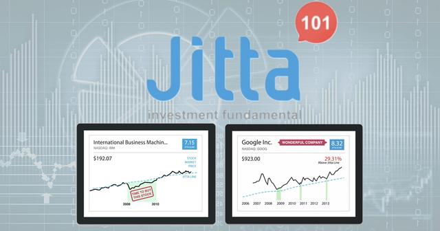 ลงทุนง่ายๆ สไตล์ Warren Buffett ด้วย Jitta.com