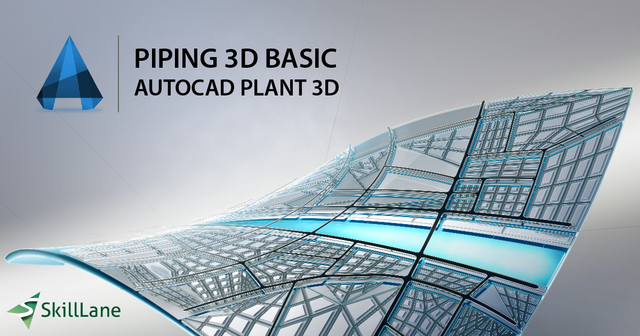 AutoCAD Plant 3D Piping Basic