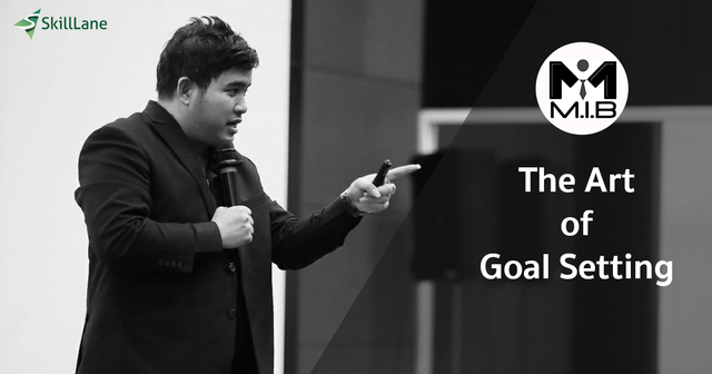 Marketing in Black: The Art of Goal Setting