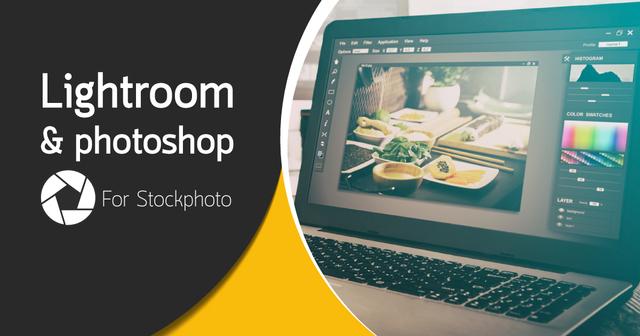 แต่งรูปให้ขายได้ Lightroom & Photoshop for Stockphoto