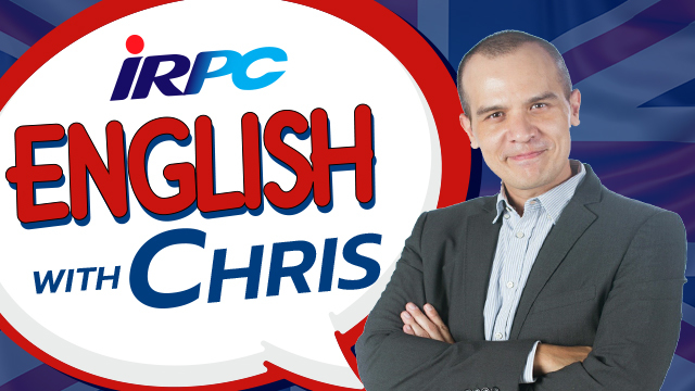 IRPC ENGLISH with Chris