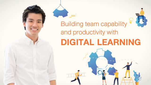 Building Team Capability and Productivity with Digital Learning