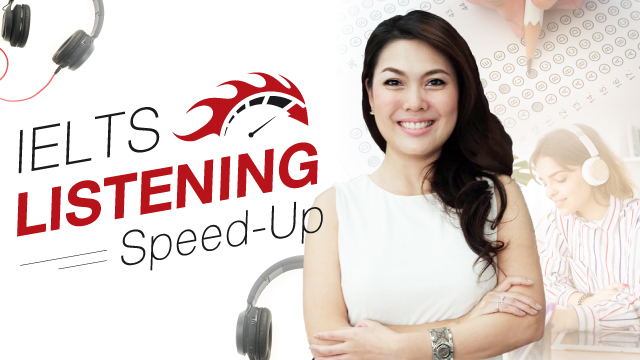 IELTS Listening Speed-Up