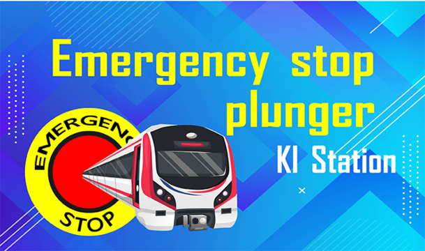 Emergency Stop Plunger