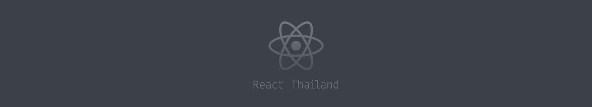 React Thailand cover photo